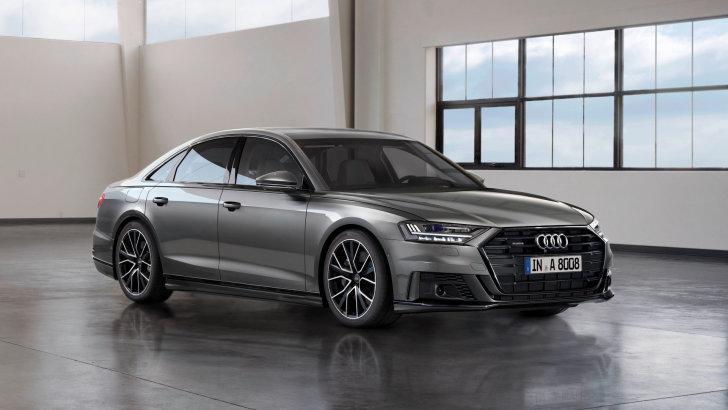 Audi A8 krijgt AI Active Suspension