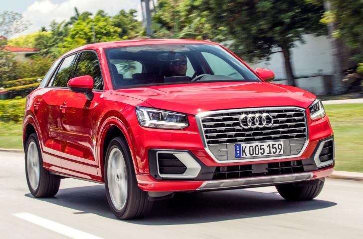 Audi introduceert Q2 Epic