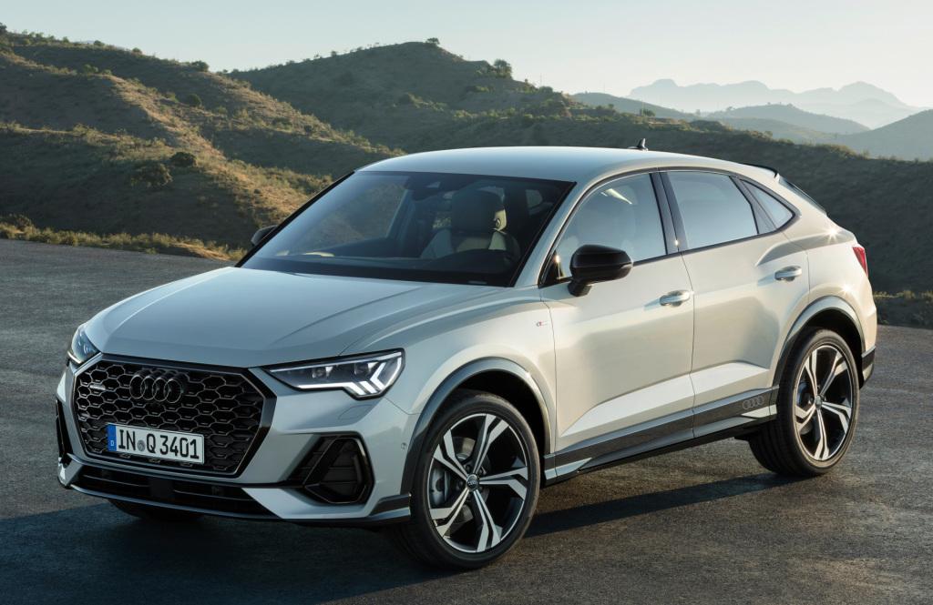 Audi introduceert Q3 Sportback