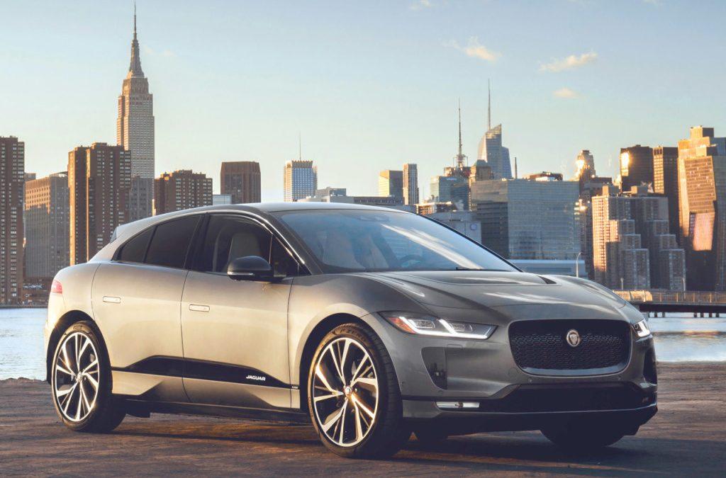 Jaguar I-PACE nu als Business Edition