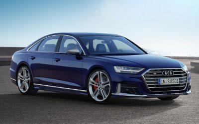 Audi introduceert S8