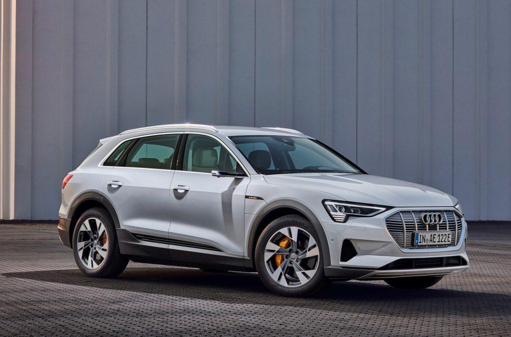 Audi e-tron nu ook als 50 Quattro