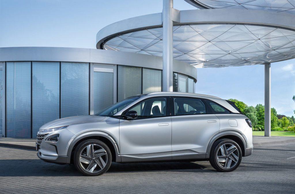 Hyundai NEXO en IONIQ succesvol bij botsproeven