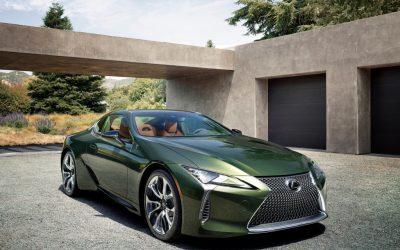 Lexus LC nu als Classic Limited Edition