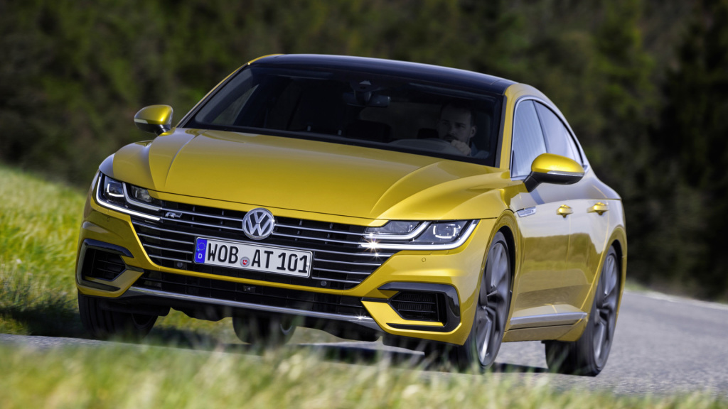 Volkswagen Arteon nu als Business Exclusive