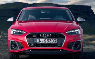 Audi A5 ondergaat facelift