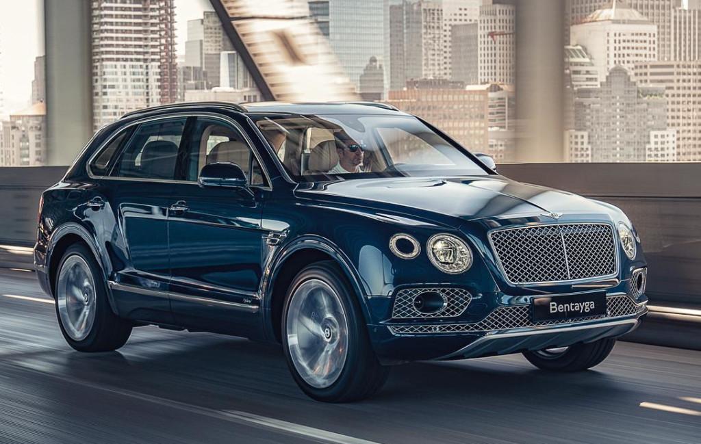 Bentley introduceert Bentayga Hybrid