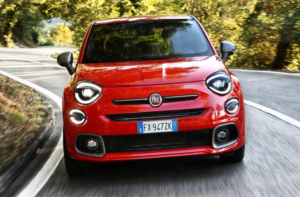 Fiat introduceert 500X Sport