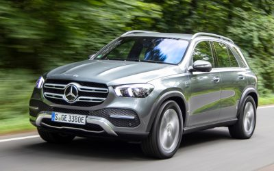 Mercedes-Benz introduceert GLC en GLE plug-in hybrid