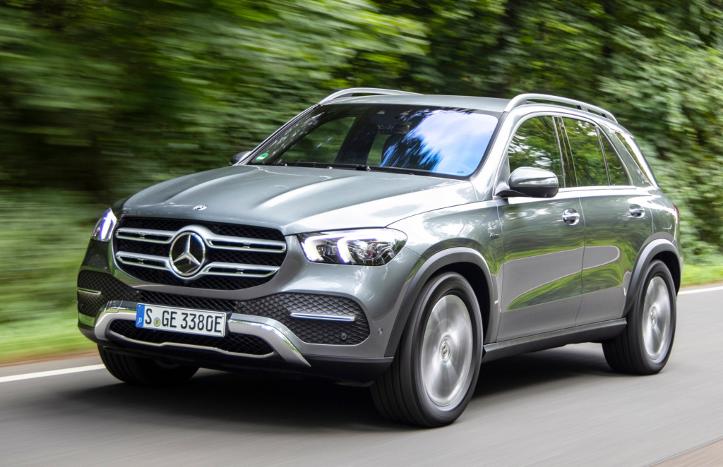 Mercedes-Benz introduceert GLC en GLE plug-in hybrid