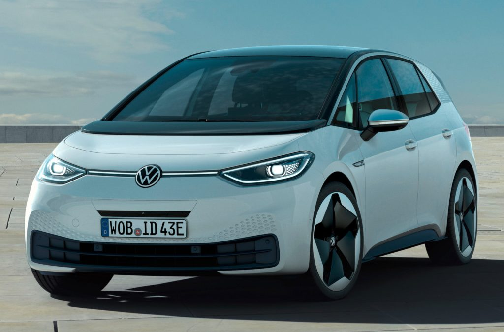 Volkswagen onthult ID.3