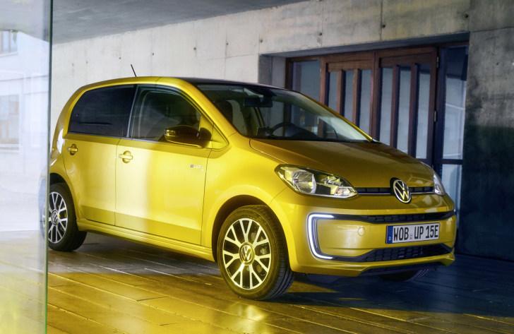 Volkswagen prijst nieuwe e-Up!