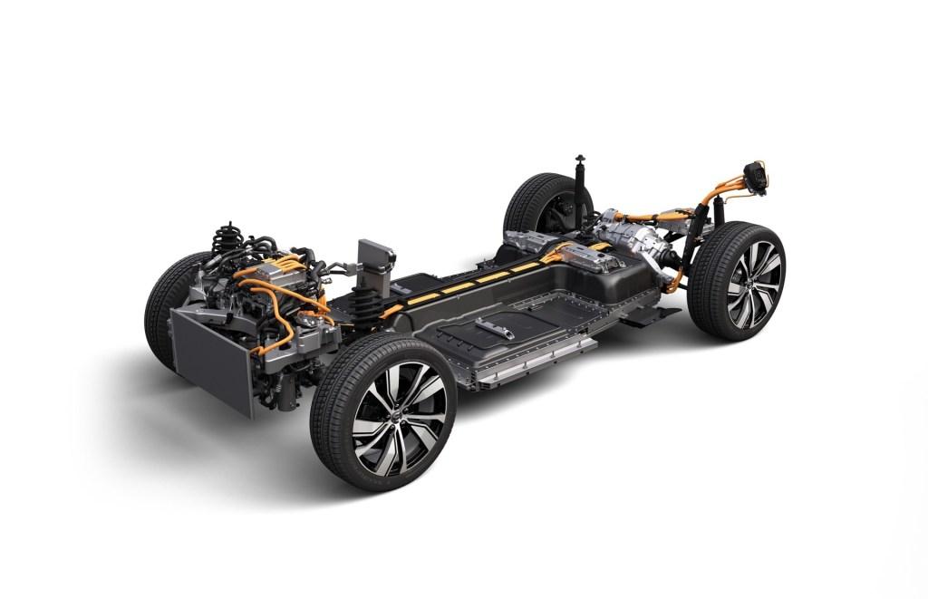Volvo kondigt elektrische XC40 aan