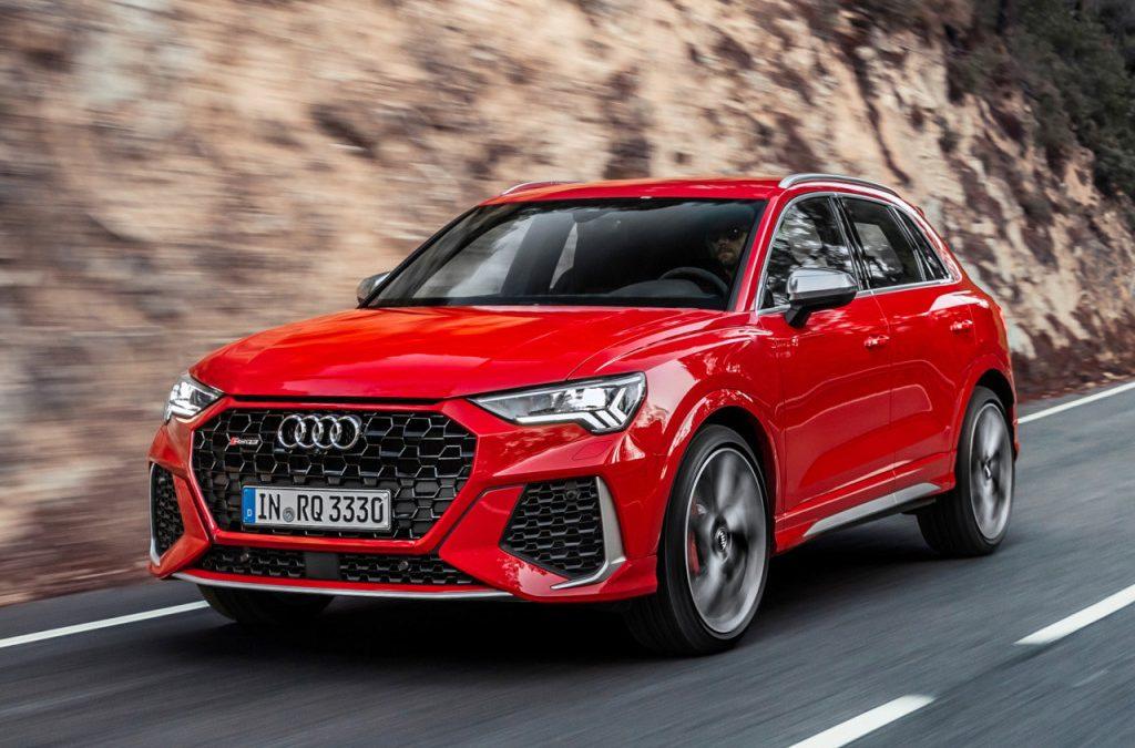 Audi introduceert RSQ3