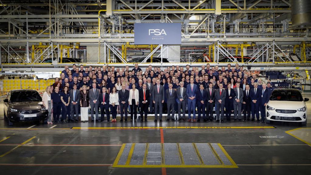 Opel start productie 6e generatie Corsa