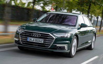 Audi A8 nu ook als plug-in hybrid