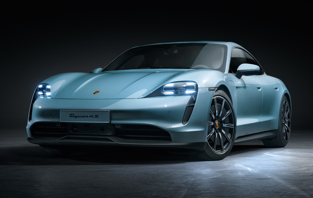 Porsche Taycan nu ook als 4S
