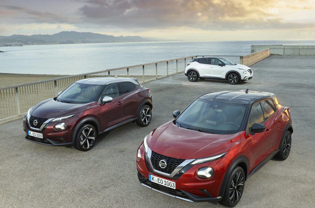 Nissan start productie Juke 2