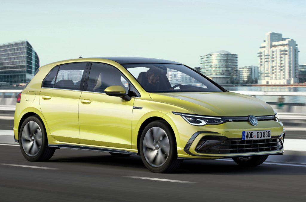 Volkswagen onthult Golf 8