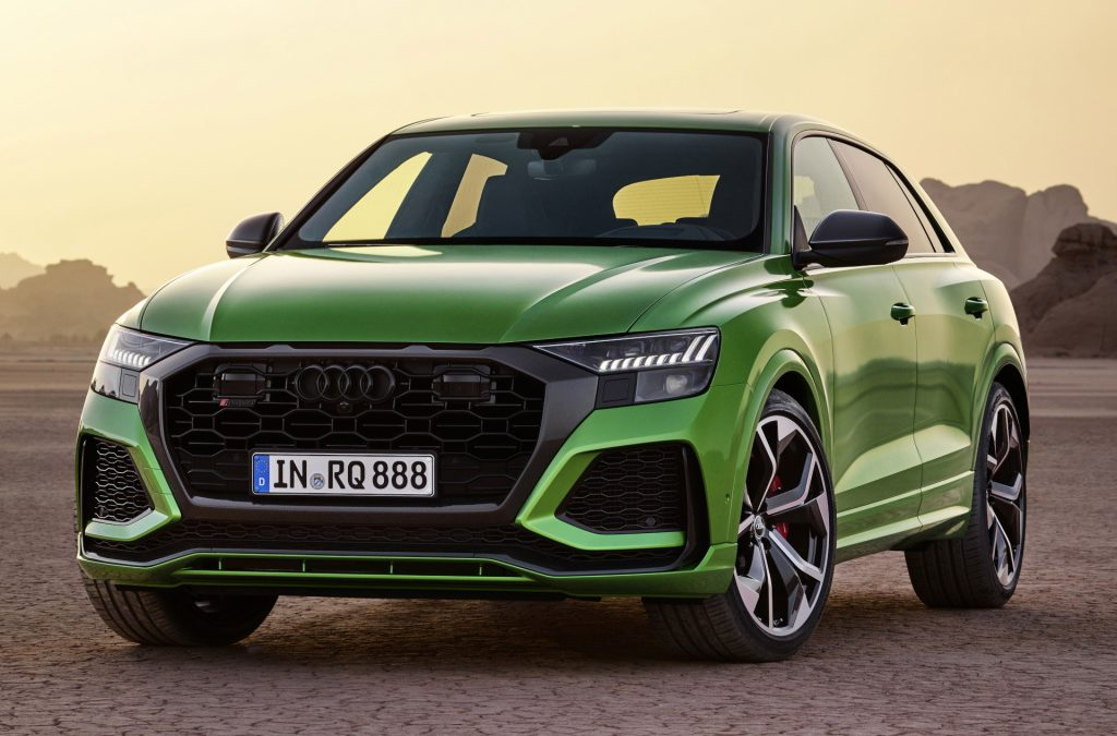Audi introduceert RS Q8