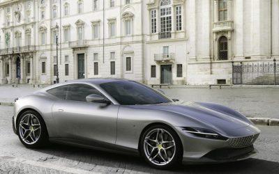 Ferrari introduceert Roma