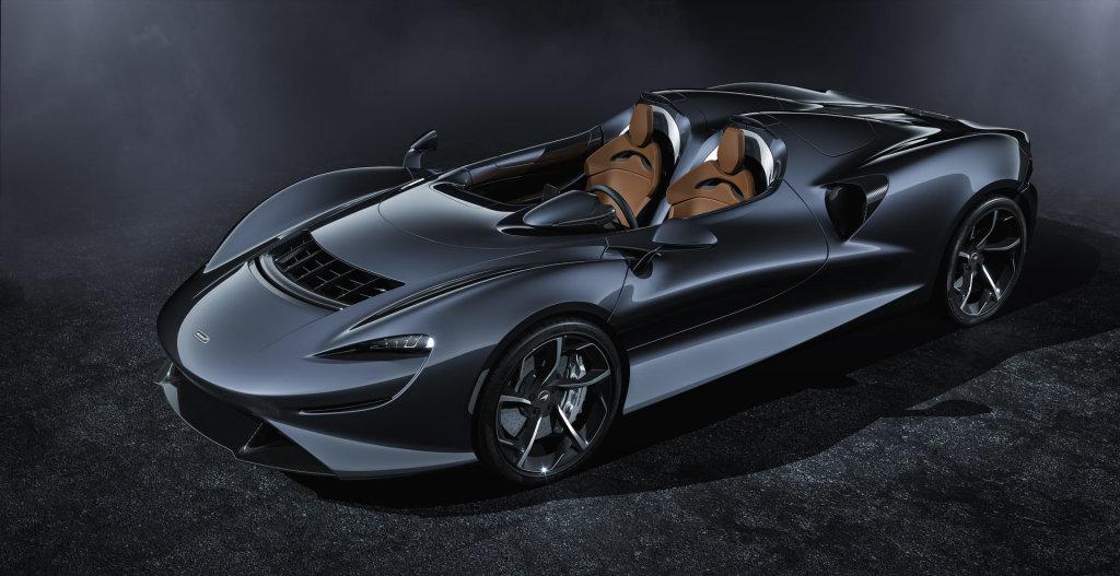 McLaren introduceert Elva