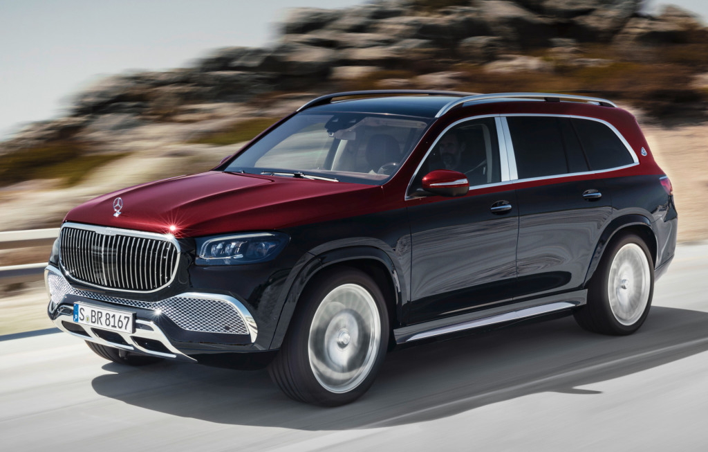 Mercedes-Maybach introduceert GLS 600