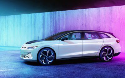Volkswagen onthult ID. SPACE VIZZION