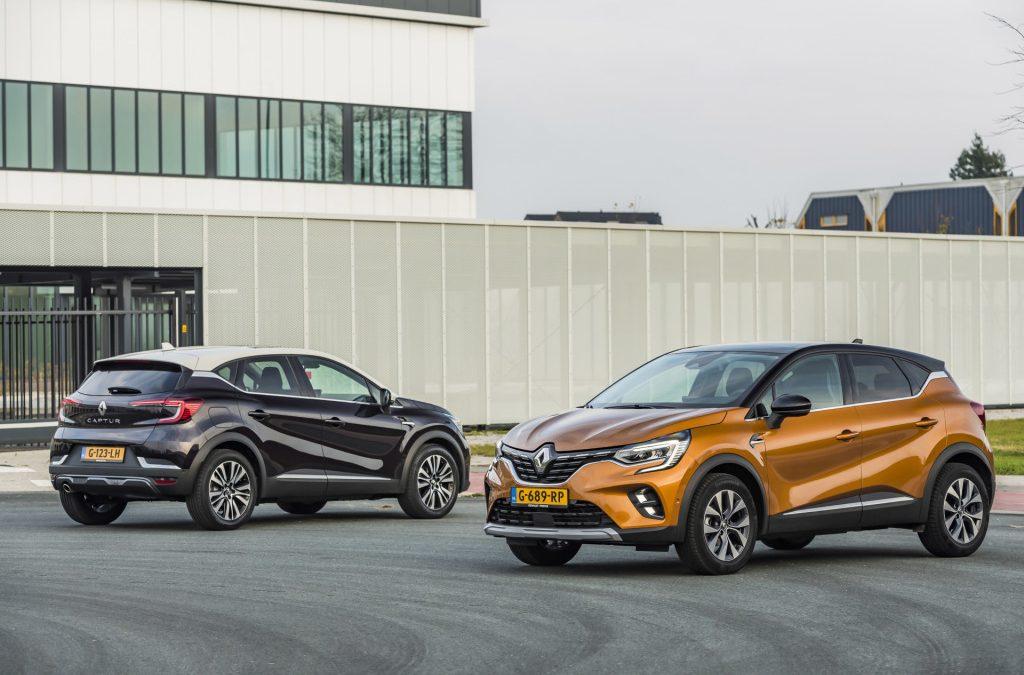 Renault Captur 2 nu bij de dealer