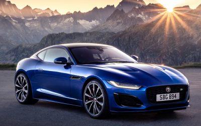 Jaguar F-TYPE ondergaat facelift