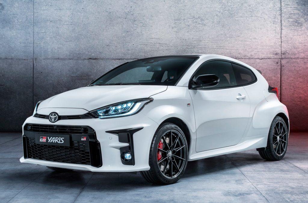 Toyota onthult nieuwe GR Yaris
