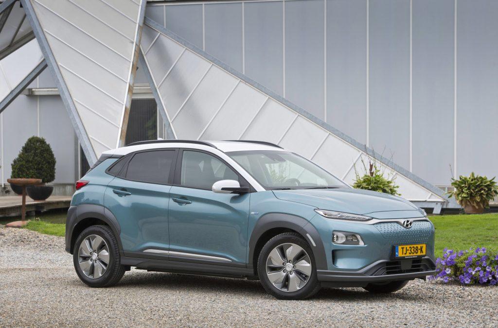 Hyundai verkort levertijd KONA Electric