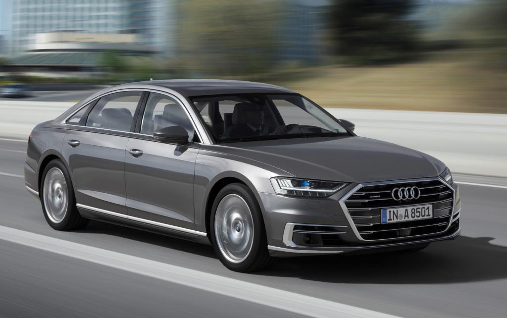 Audi maakt specificaties nieuwe S8 bekend