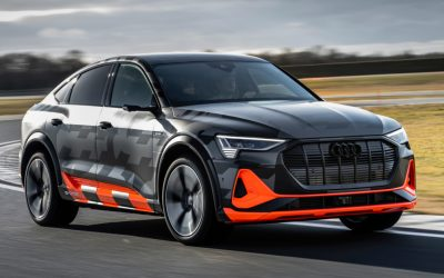 Audi introduceert e-tron S