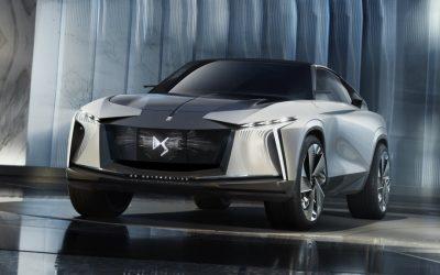 DS toont Aero Sport Lounge conceptcar