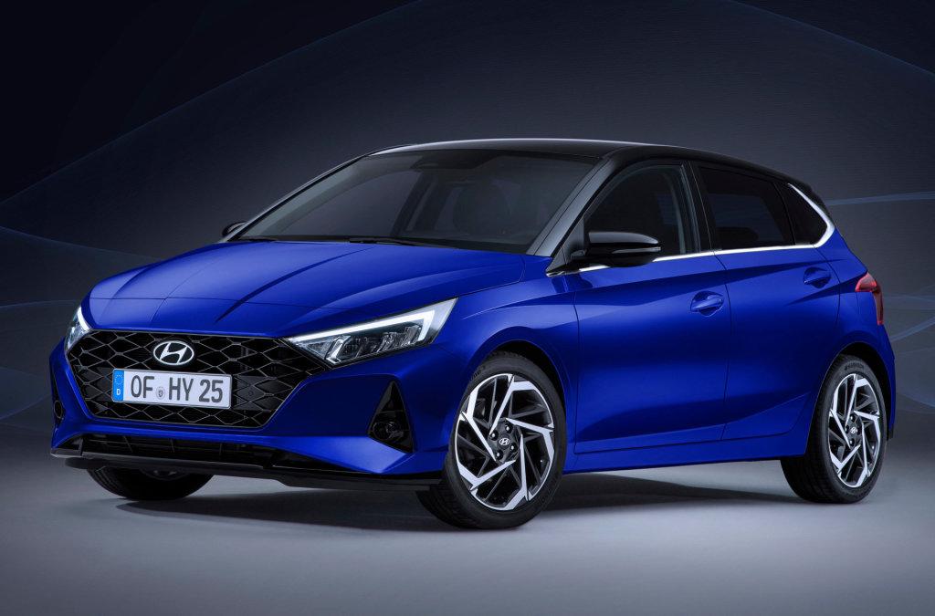 Hyundai onthult derde generatie i20