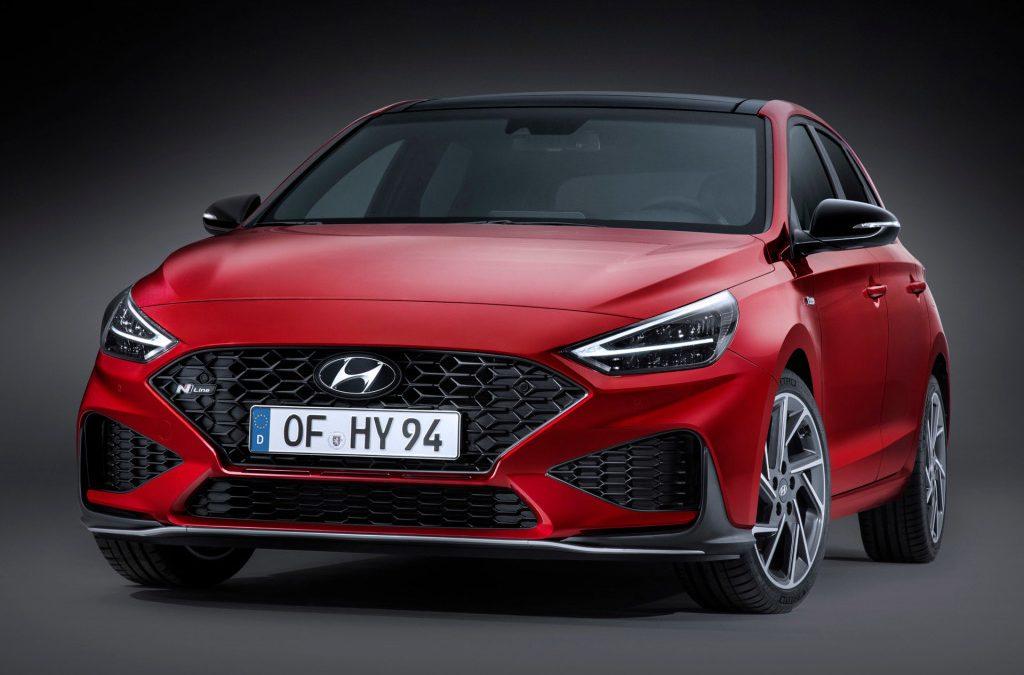 Hyundai vernieuwt i30