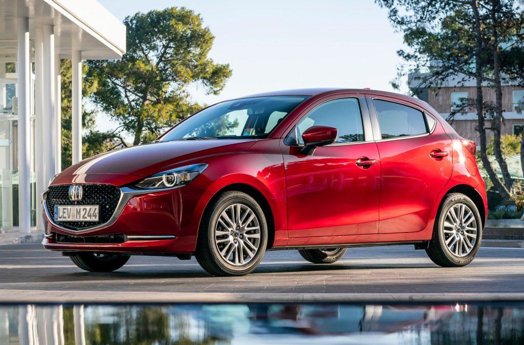 Mazda2 2020 vanaf nu in de showroom