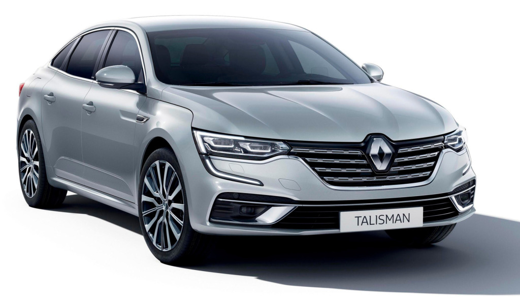 Renault vernieuwt Talisman