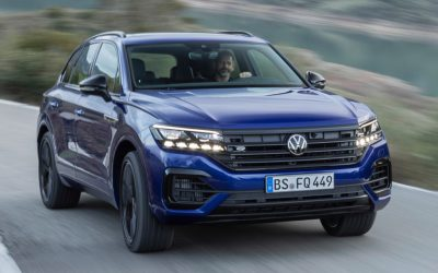 Volkswagen introduceert Touareg R
