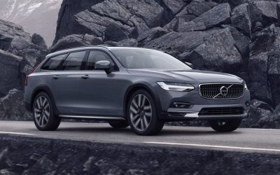 Volvo introduceert vernieuwde S90 en V90