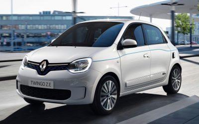Renault introduceert Twingo Z.E.