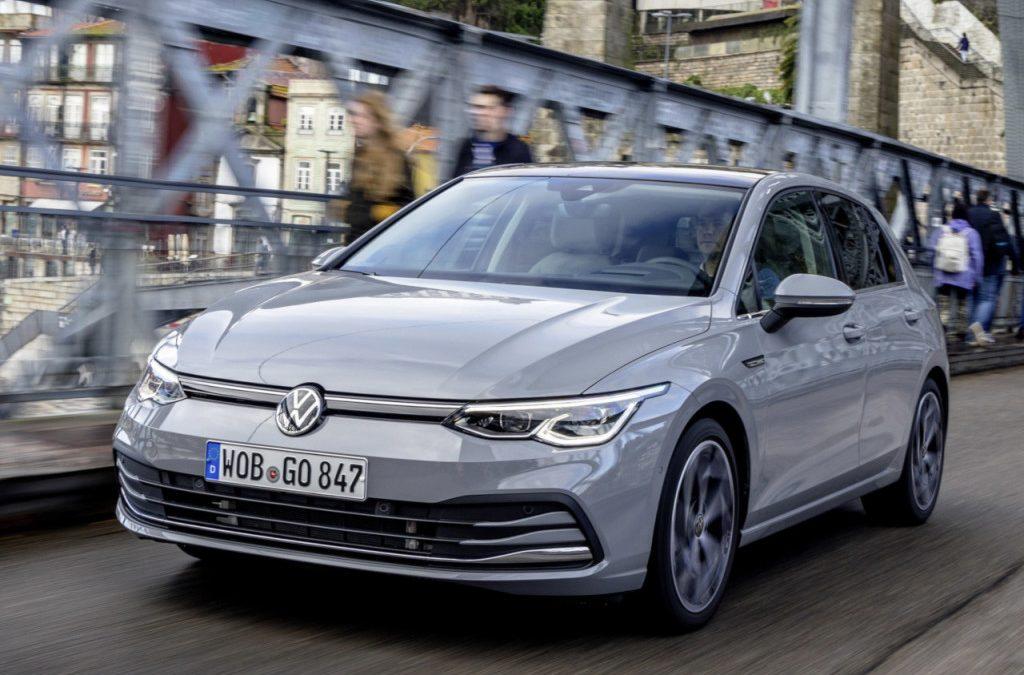 Volkswagen Golf 8 nu ook met 1.0 liter motor