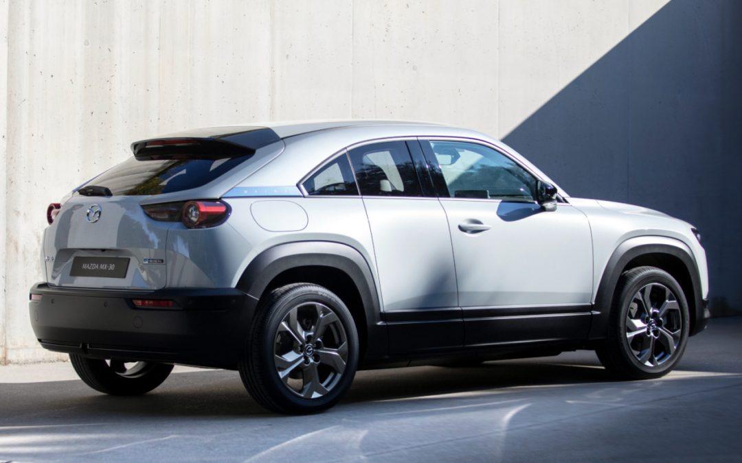 Mazda MX-30 nu ook als Luxury
