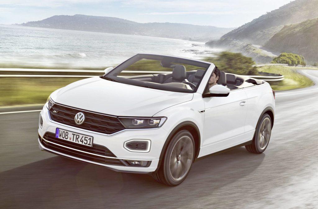 Volkswagen prijst T-Roc Cabrio
