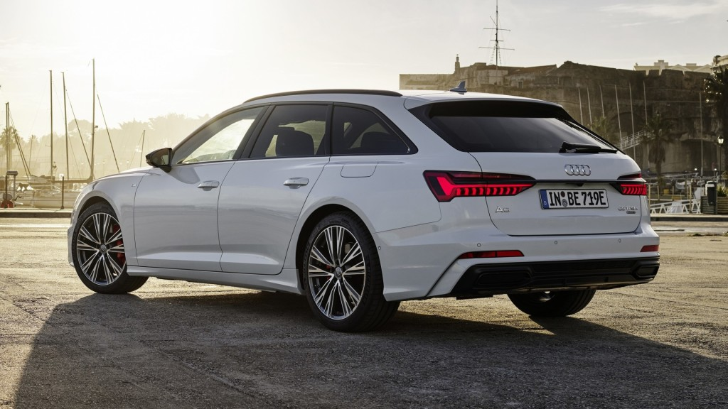 Audi introduceert A6 Avant PHEV