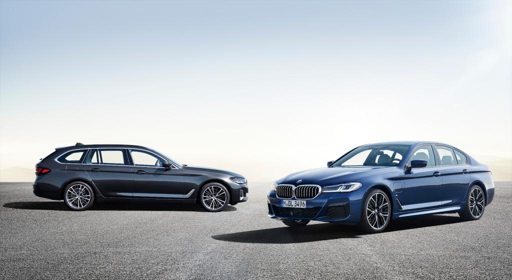 BMW 5-Serie ondergaat facelift