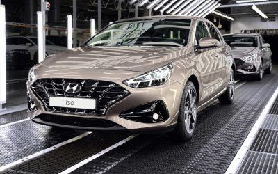 Productie vernieuwde Hyundai i30 van start