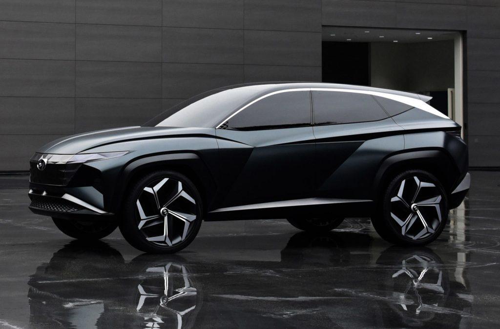 Hyundai toont Vision T
