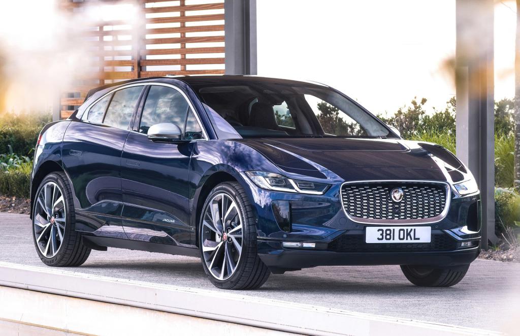 Jaguar I-PACE verbeterd voor modeljaar 2020